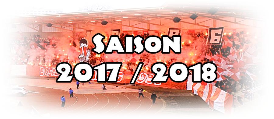 Saison 2017/2018